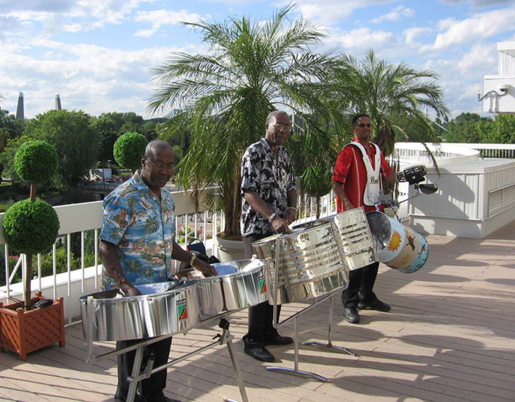 wayne stoute & tropical pan3 montreal steelband