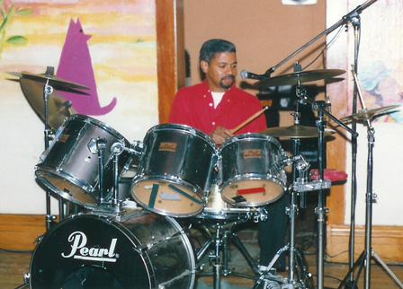 wayne stoute drums & percussion